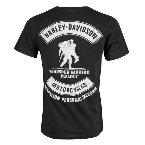 Harley-Davidson® Men's Wounded Warrior Project T-Shirt