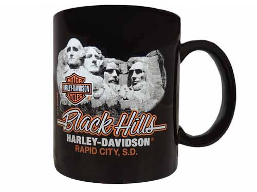 Black Hills Harley-Davidson® Mt. Rushmore Coffee Mug