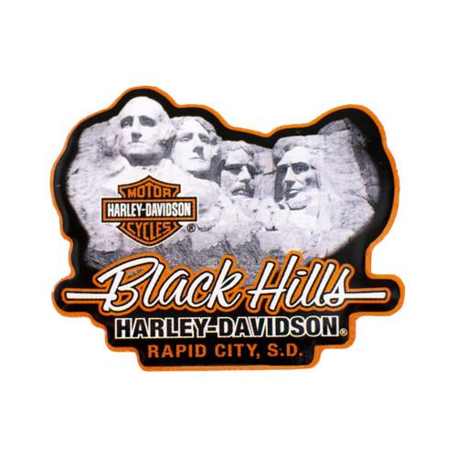 Black Hills Harley-Davidson® Mt. Rushmore Pin