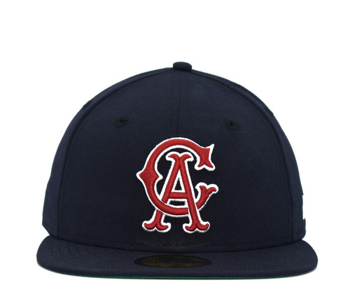 Original CA 5950  - HeadwearFittedMens - Los Angeles Angels - - Navy - New Era