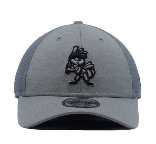 Tech Trim 920  - HeadwearAdjustableSlouchMens - Salt Lake Bees - - Gray - New Era