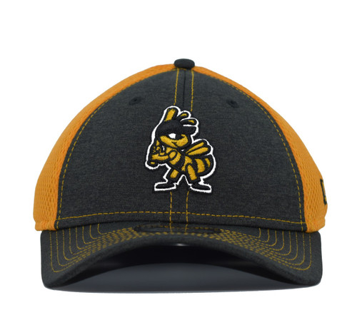 Shadow Turn 2  - HeadwearAdjustableSnapbackMens - Salt Lake Bees - - Black - New Era