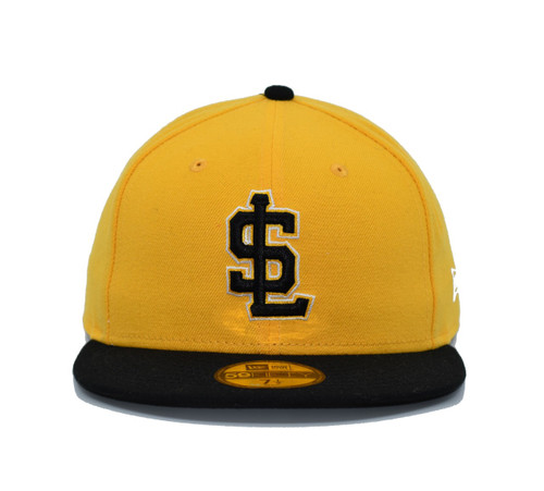 AC Alternate 3 5950 - HeadwearFittedMens - Salt Lake Bees - - Yellow - New Era