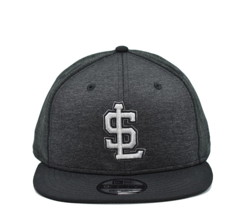 Shadow Tech Black 950  - HeadwearAdjustableSnapbackMens - Salt Lake Bees - - Black - New Era
