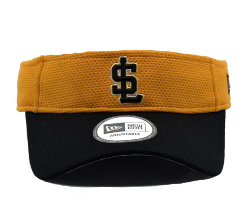 Fundamental Visor  - HeadwearOtherMens - Salt Lake Bees - - Yellow - New Era