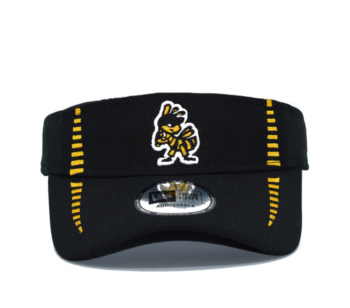 NE Speed Visor  - HeadwearOtherMens - Salt Lake Bees - - Black - New Era