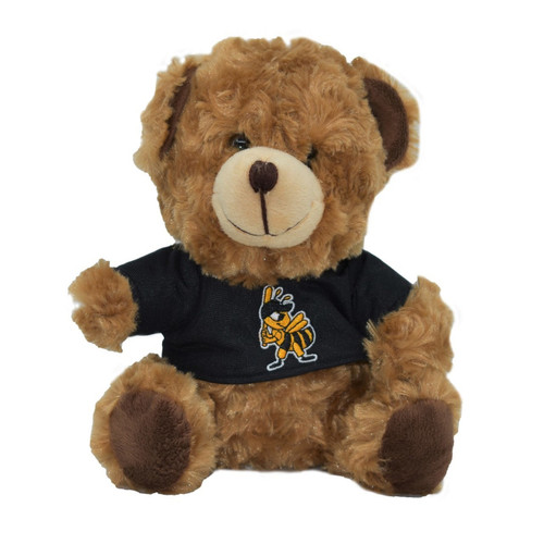 Fluffy Bear - NoveltyToysPlush - Salt Lake Bees - - - Forever Collectibles