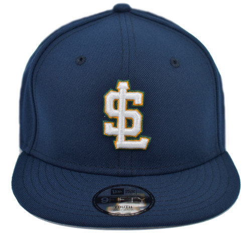 Yth Utah SL 950 - HeadwearAdjustableSnapbackYouth - Salt Lake Bees -  - Navy - Vendor Name