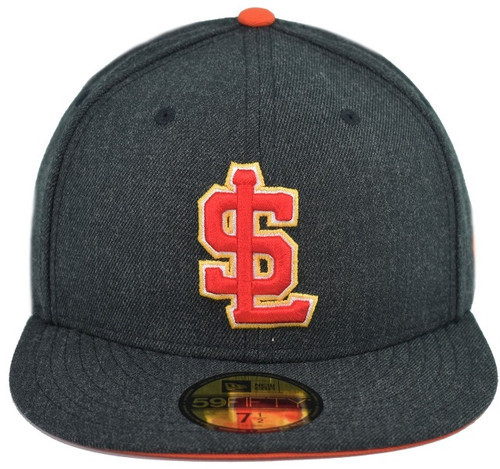 Salt lake City Series 5950 - HeadwearFittedMens - Salt Lake Bees -  - Black - Vendor Name