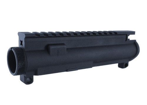 Texas AR Stripped Upper Receiver- Left Side