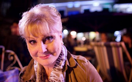 Angela Rippon in how to stay young bbc documentary