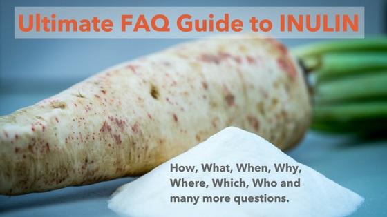 ultimate faq guide to inulin
