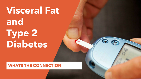 visceral fat and diabetes banner