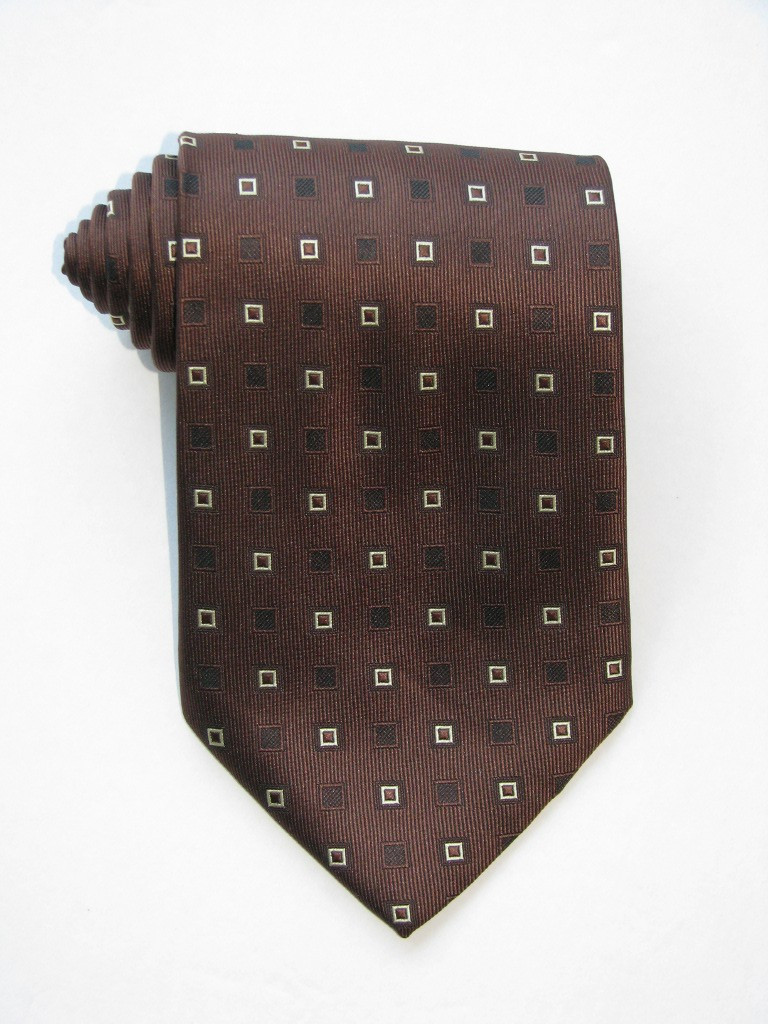 Squares Coffee Tie