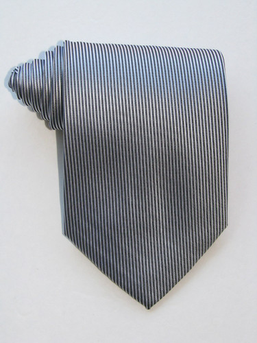 Silver Lined Tie