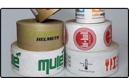 Custom Reinforced Gummed Tape