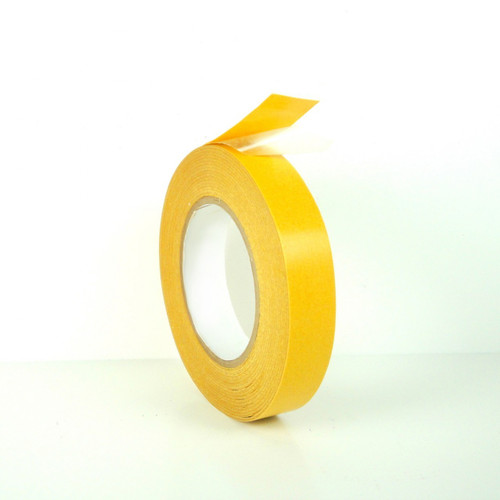 Double Coated Tissue Tape 2.4 mil - Acrylic Adhesive | solvent-based acrylic adhesive | Wholesale Prices from TapeJungle.com