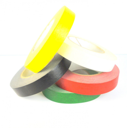 Colored Flatback Tape - Wholesale - Tapejungle.com - Call 877-284-4781.