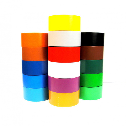 Industrial Grade Colored Vinyl Tape (65015)