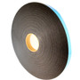 Window Glazing Tape Double Coated PE Foam with Poly Liner 1/16 in - TapeJungle.com