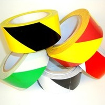 Get Aisle Marking Vinyl Tape for your Warehouse, Gym or Dance Studio.