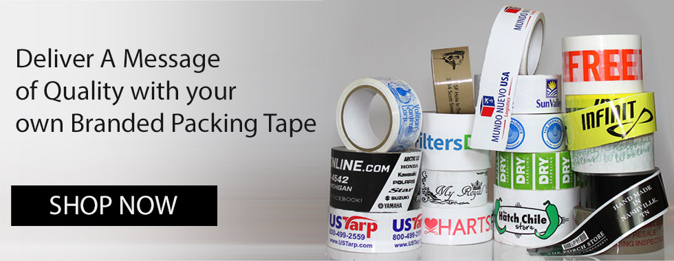Custom Printed Tape