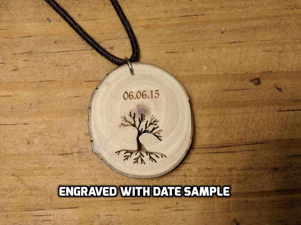 ENGRAVED WITH DATE SAMPLE