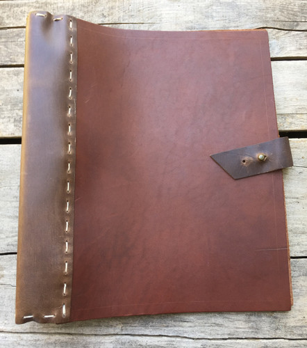 Personalized Leather Journals - Laser Engraved