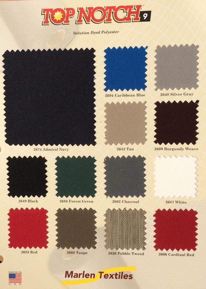 ATN Genoa Sleeve Colours