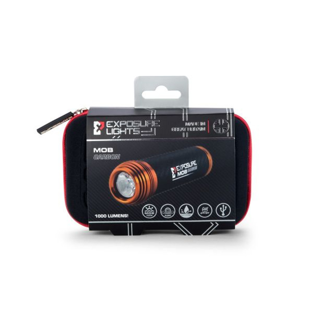 Exposure MOB Carbon Search Light