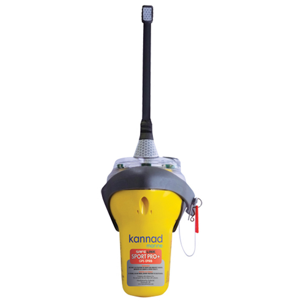 Kannad Marine SafeLink Sport+ Class 3 EPIRB with GPS, Manual Activation Only