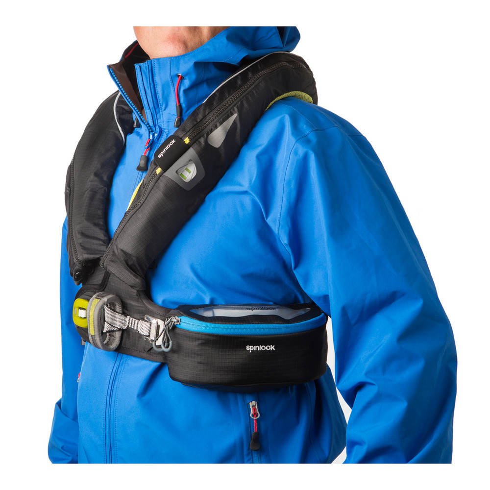 Belt Pack on Deckvest