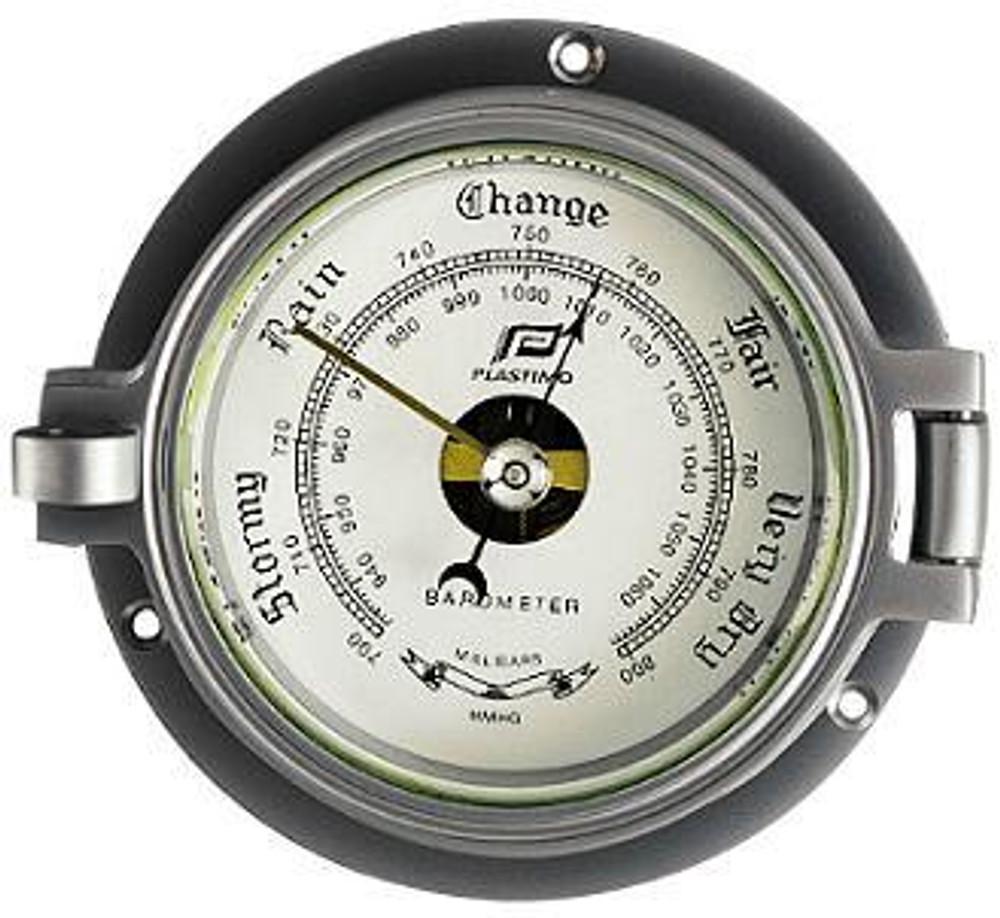 Barometer Hinged
