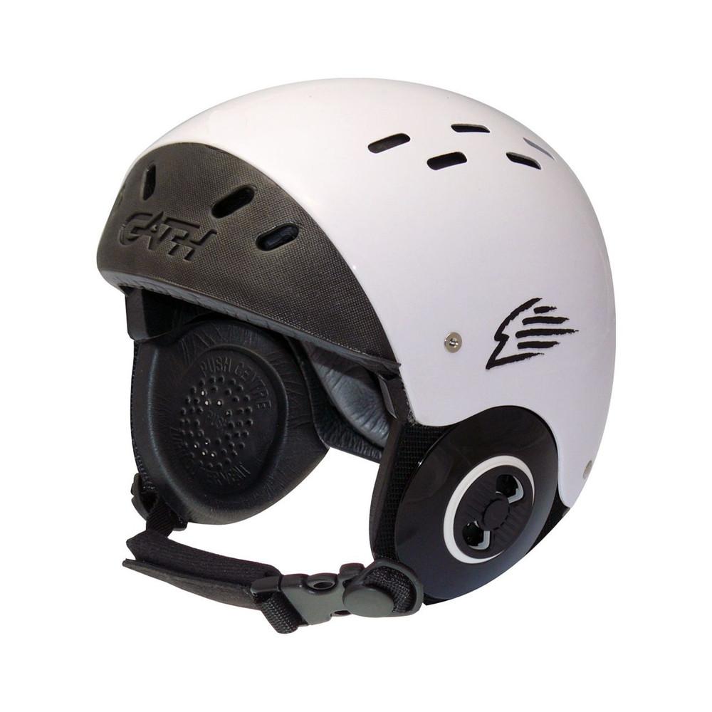 Gath SFC Surf Convertible Helmet - White Gloss