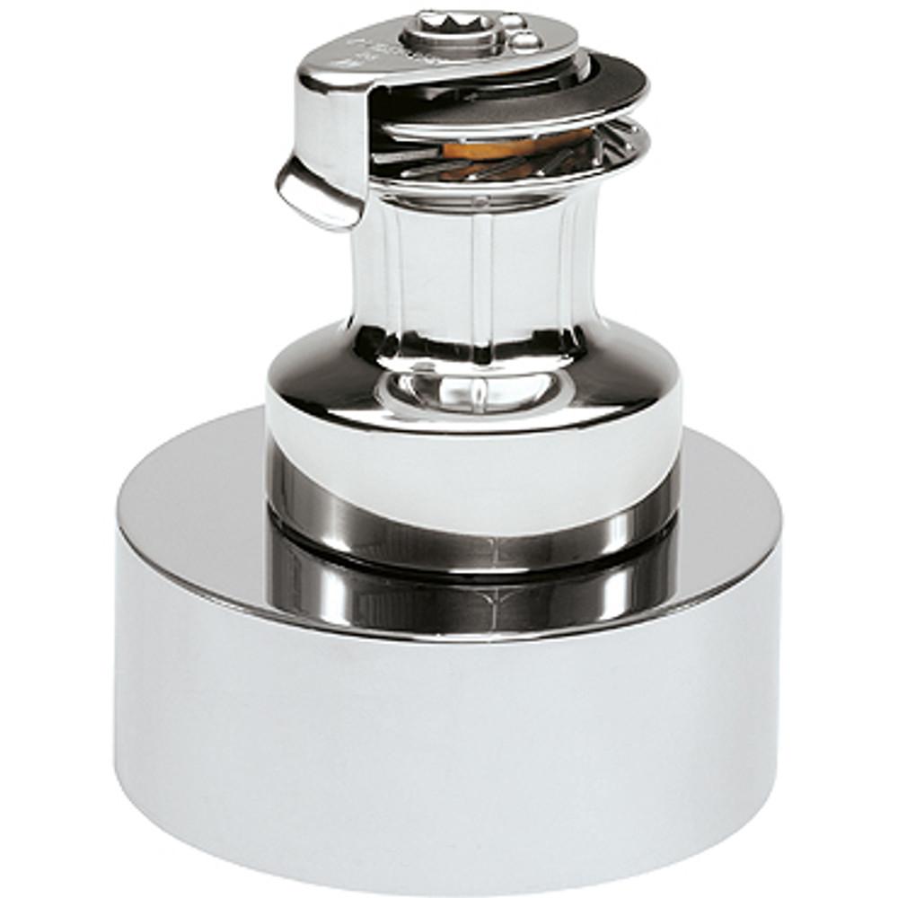 Andersen 28ST Winch VAR Compact Above Deck 12V/24V (No Bolts) (RA2028005100/RA2028005200)