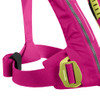 Spinlock Cento Grenadine Pink buckle detail
