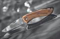 Wichard Carbon & Wood Knife (10180)