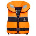 Crewsaver Spiral 100N Front Zip Orange Lifejacket