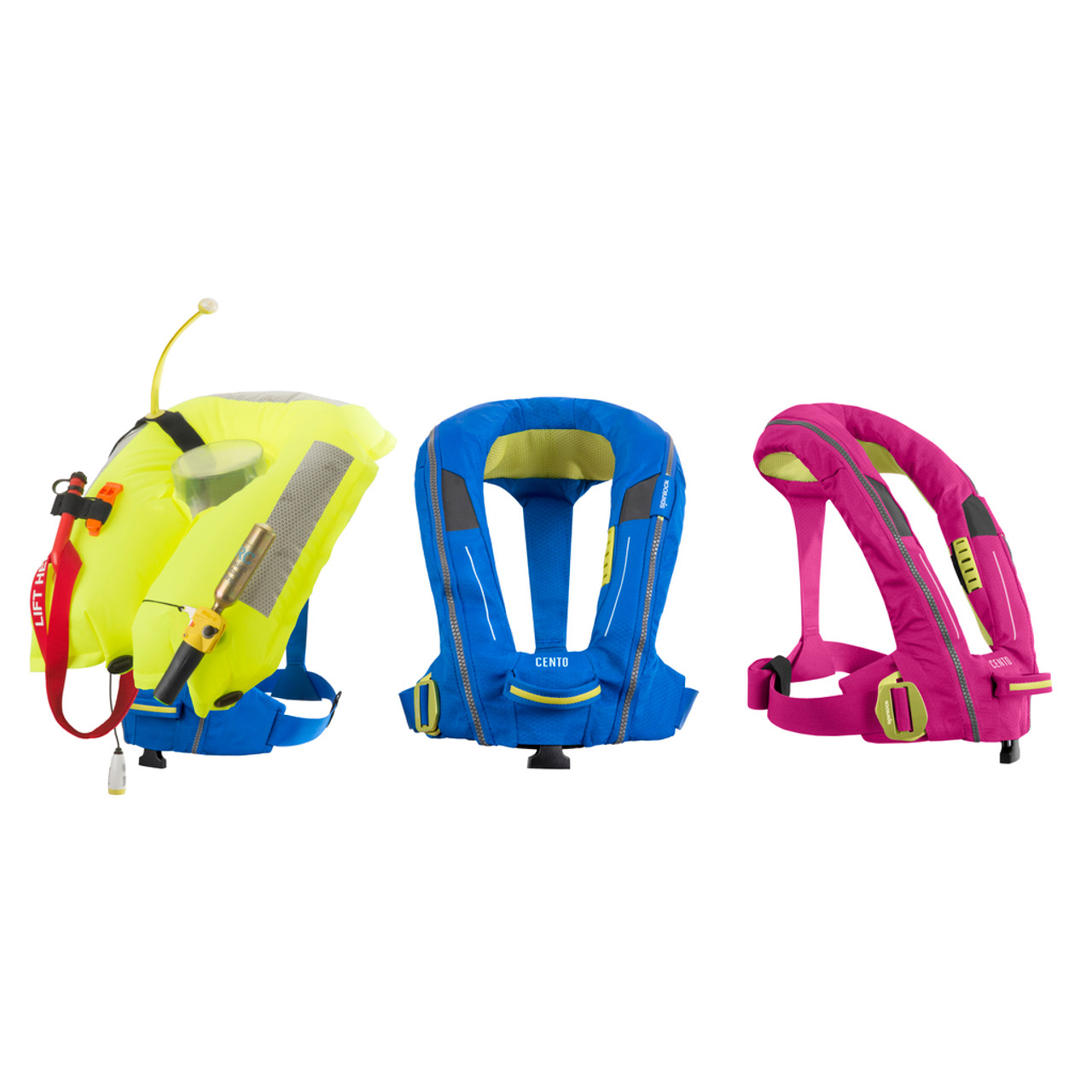 Spinlock Cento - 3 angles