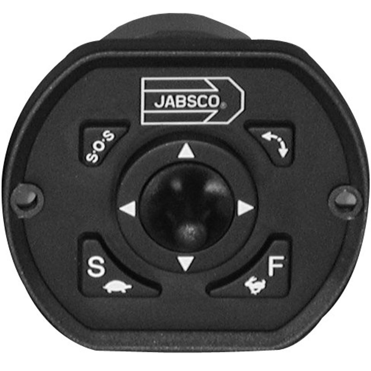J65-133 Jabsco 43690-1000: Control Panel 155SL Deluxe