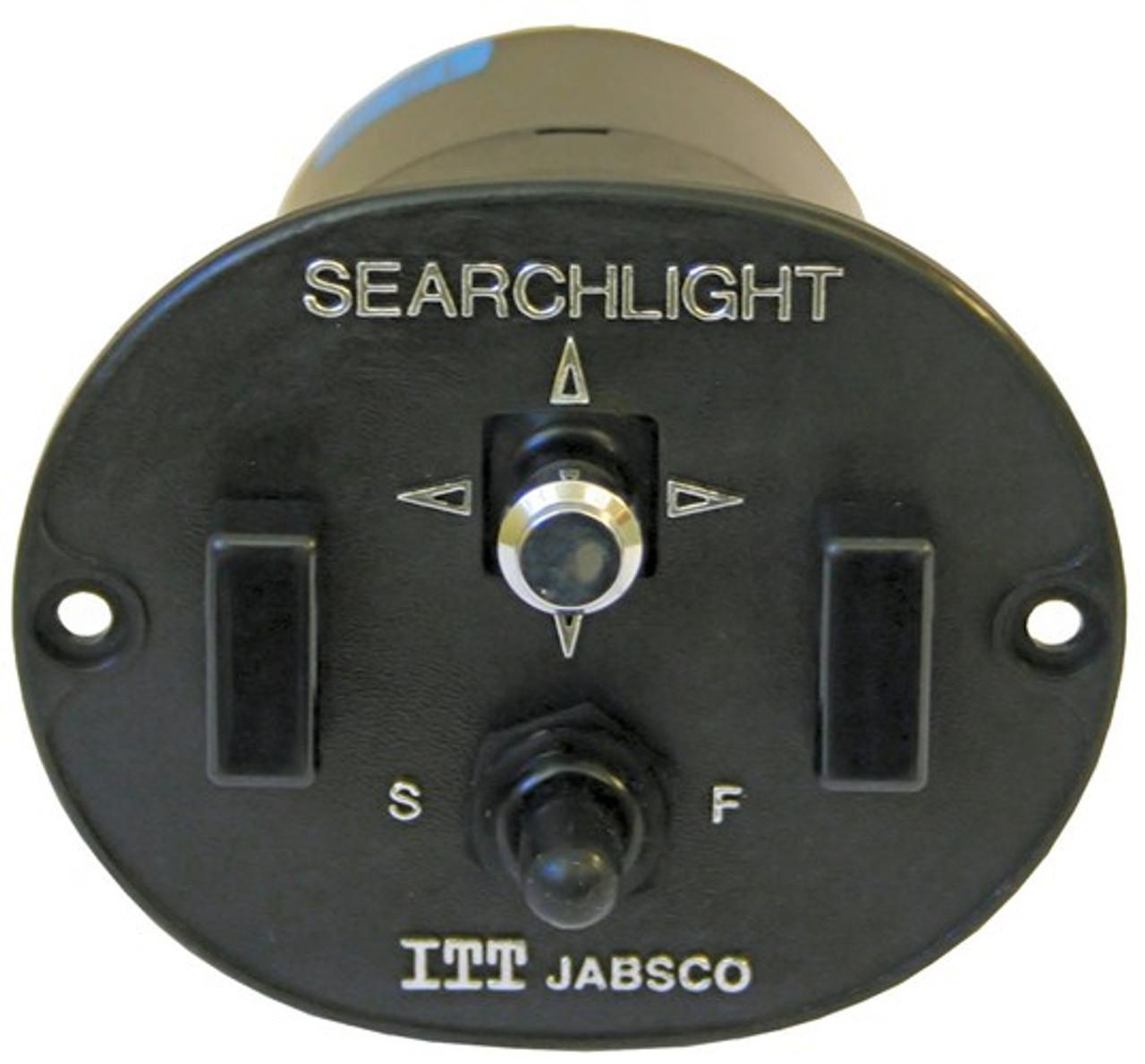 J65-131 Jabsco 43670-0003: Control Panel Searchlights