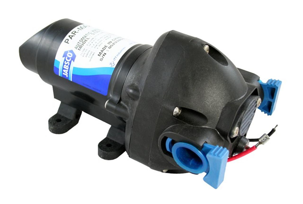 Jabsco Rinse Pump Par Max Deluxe Flushwater