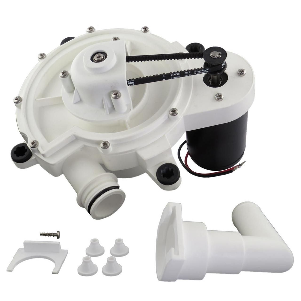 Jabsco Lite Flush Waste Pump Assembly