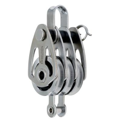 Selden High Load Ball Bearing Blocks 25mm Triple
