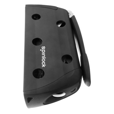 Spinlock XXB Powerclutch, Side Mount Port, Black