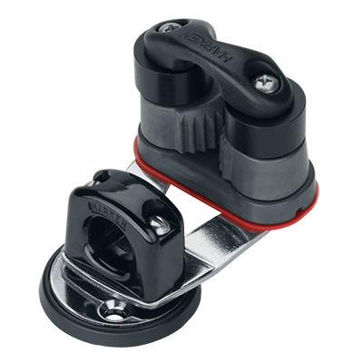 Harken Swivel Bullseye Alum Base w/150 Cam & Spacers