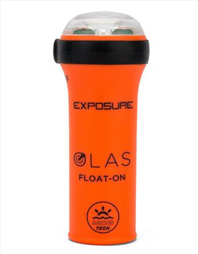 Exposure Float-On Waterproof Pocket Torch Light