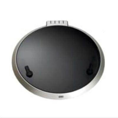 RWB Gebo Flushline Low Profile Deck Hatches - Round