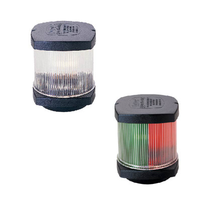 RWB Lalizas Navigation Light LED 20m 360 Clear/Tricolour (RWB8697/RWB8698)