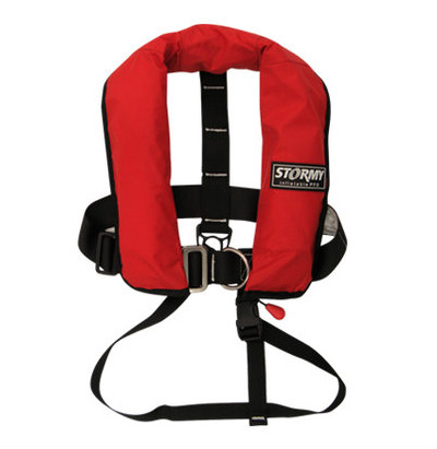 Stormy Junior Inflatable PFD (15-40kg)